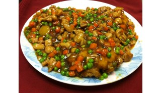 Egg Fu Yung (Chicken, Pork, Beef or Vegetable)